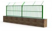 Ворота распашные сварные (ВР ТП)